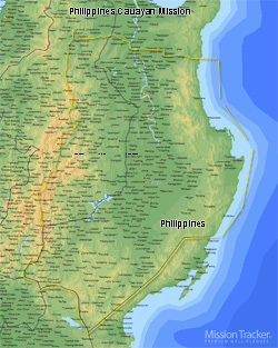 Philippines Cauayan Mission LARGE (11X14) Digital Download Only