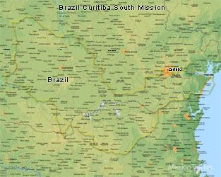 Brazil Curitiba South Mission Medium (8X10) Digital Download Only