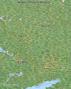 Ukraine Donetsk Mission Large (11X14) Digital Download Only