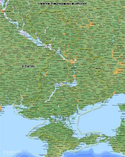Ukraine Dnepropetrovsk Mission Large (11X14) Digital Download Only