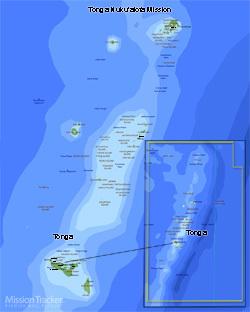 Tonga Nuku'alofa Mission LARGE (11X14) Digital Download Only