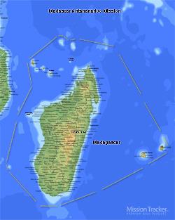 Madagascar Antananarivo LARGE (11X14) Digital Download Only
