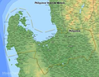 Philippines Urdaneta Mission Medium (8X10) Digital Download Only