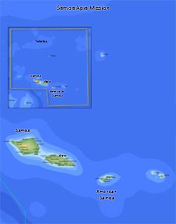 Samoa Apia Medium (8X10) Digital Download Only