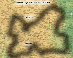 Mexico Aguascalientes Medium (8X10) Digital Download Only