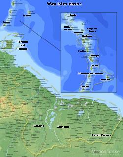 West Indies Mission Medium (8X10) Digital Download Only