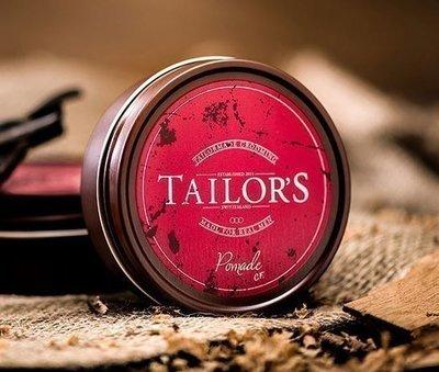 TAILOR'S POMADE Крем-гель для укладки волос средней фиксации 100 мл