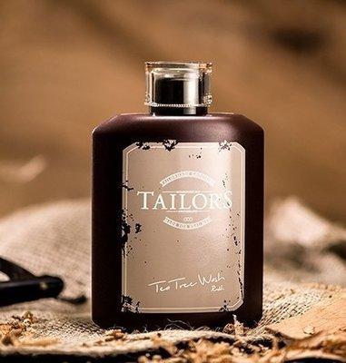 TAILOR'S TEA TREE WASH Шампунь для волос тонизирующий и очищающий 250 мл