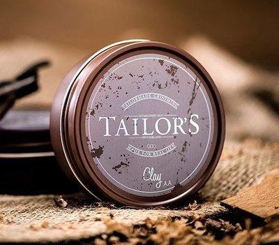 TAILOR'S CLAY Паста для укладки волос сильной фиксации 100 мл