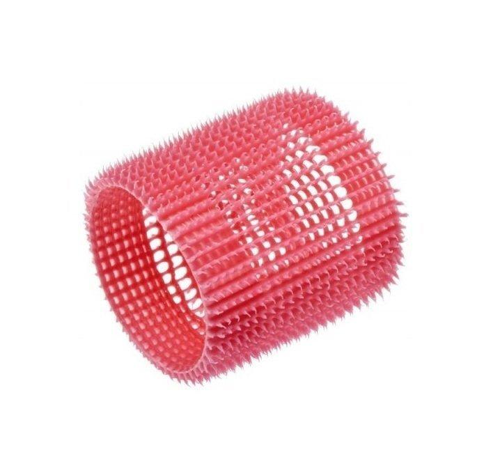 EUROSTIL Бигуди розовые пластиковые (4 шт/уп)
