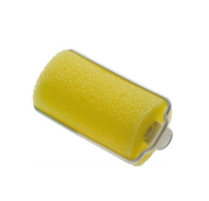 SIBEL Бигуди ночные желтые 20 мм (6 шт/уп)