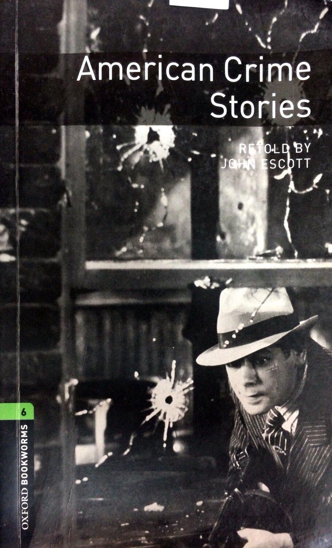 American Crime Stories; Escott John