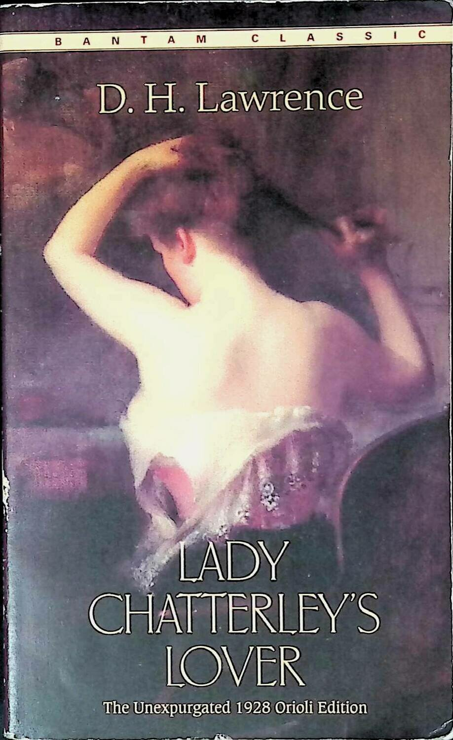 Lady Chatterley's Lover; D.H. Lawrence