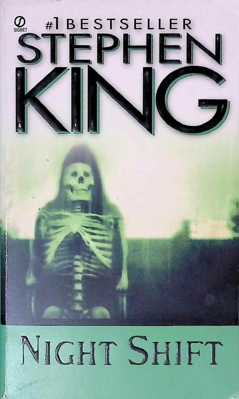 Night Shift; Stephen King