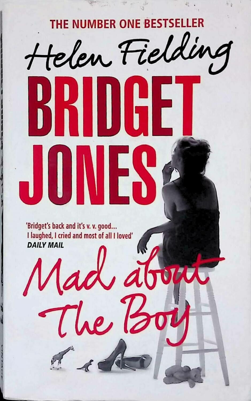 Bridget Jones: Mad About the Boy; Хелен Филдинг