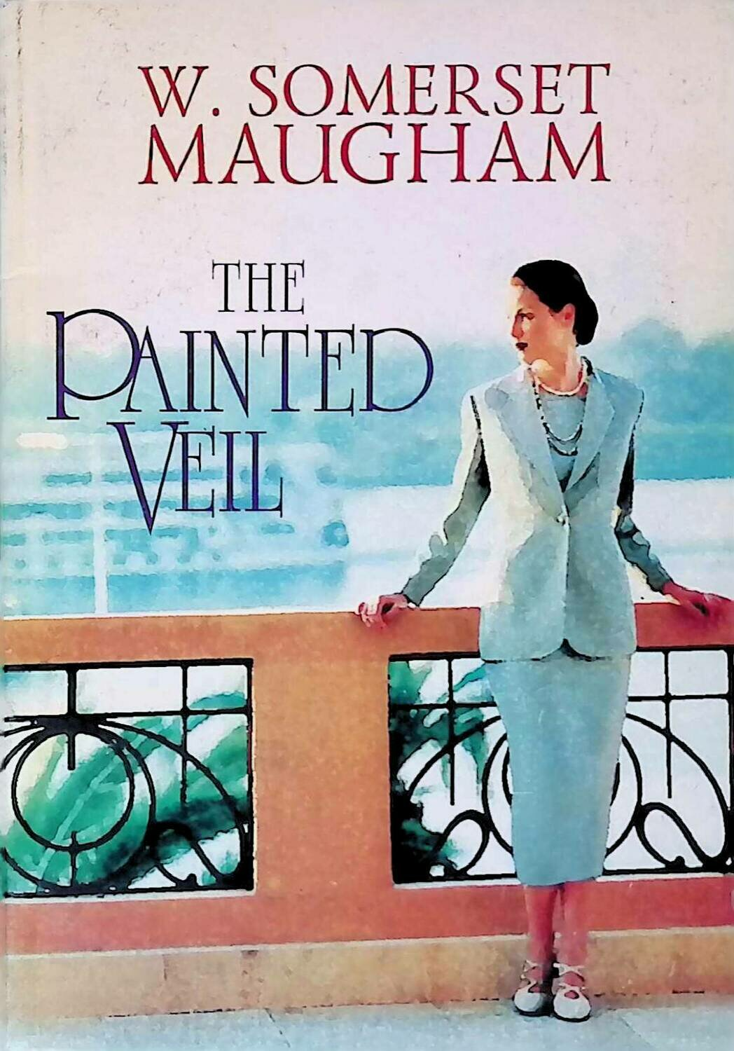 The Painted Veil; W. Somerset Maugham