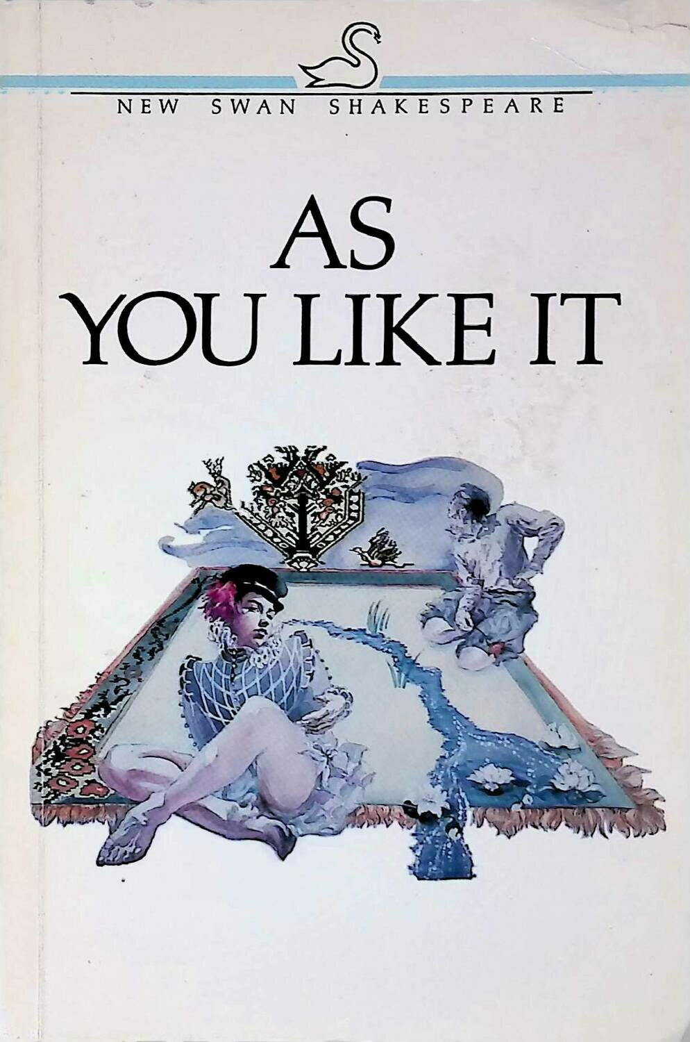 As You Like It ; J. W. Lever