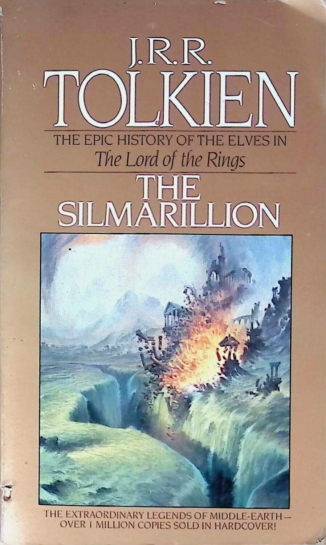 The Silmarillion; J.R.R. Tolkien