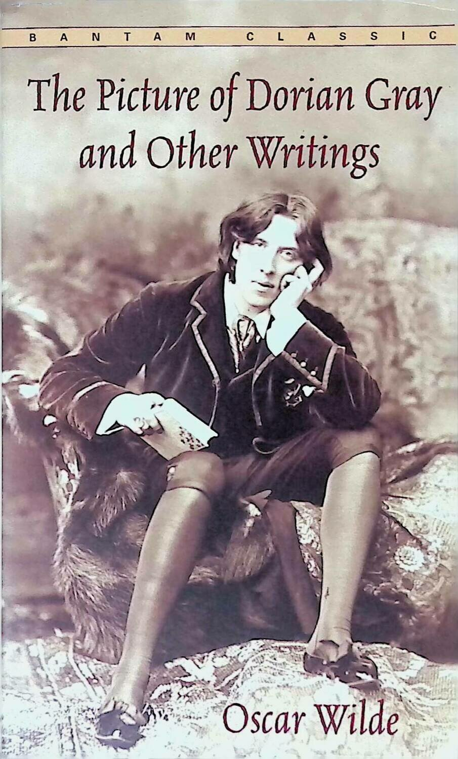 The Picture of Dorian Gray and Other Writings ; Oscar Wilde