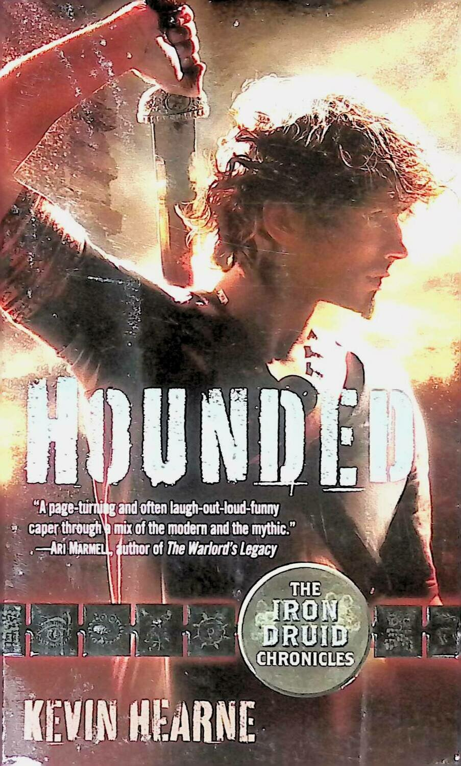 Hounded; Kevin Hearne
