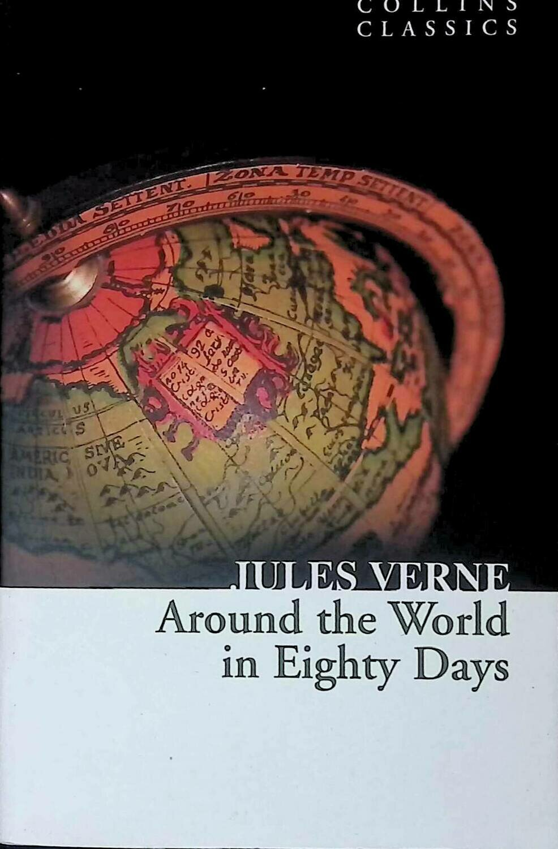 Around the World in Eighty Days; Jules Verne