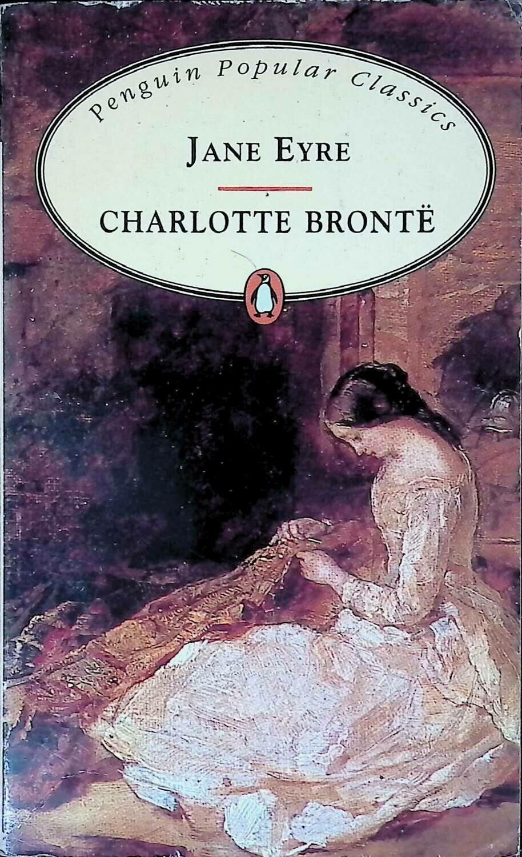 Jane Eyre; Charlotte Bronte