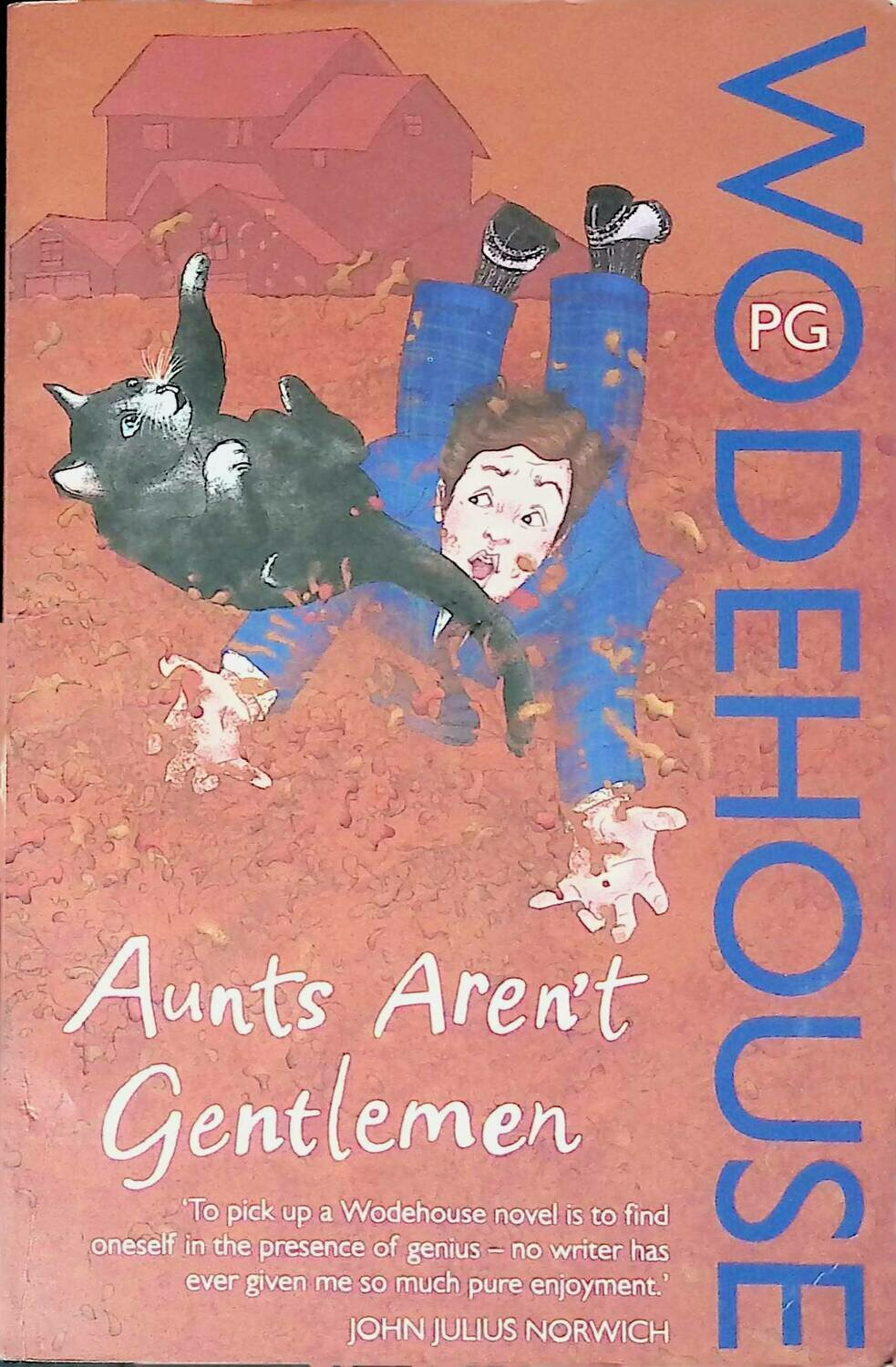 Aunts Aren't Gentlemen; P. G. Wodehouse