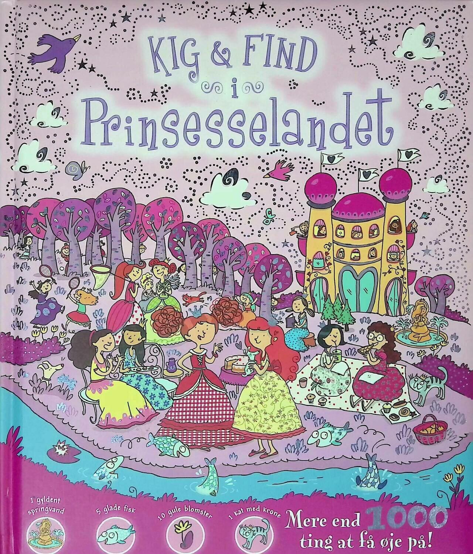 Kig ou find I Prinsesselandet; Morten Pedersen