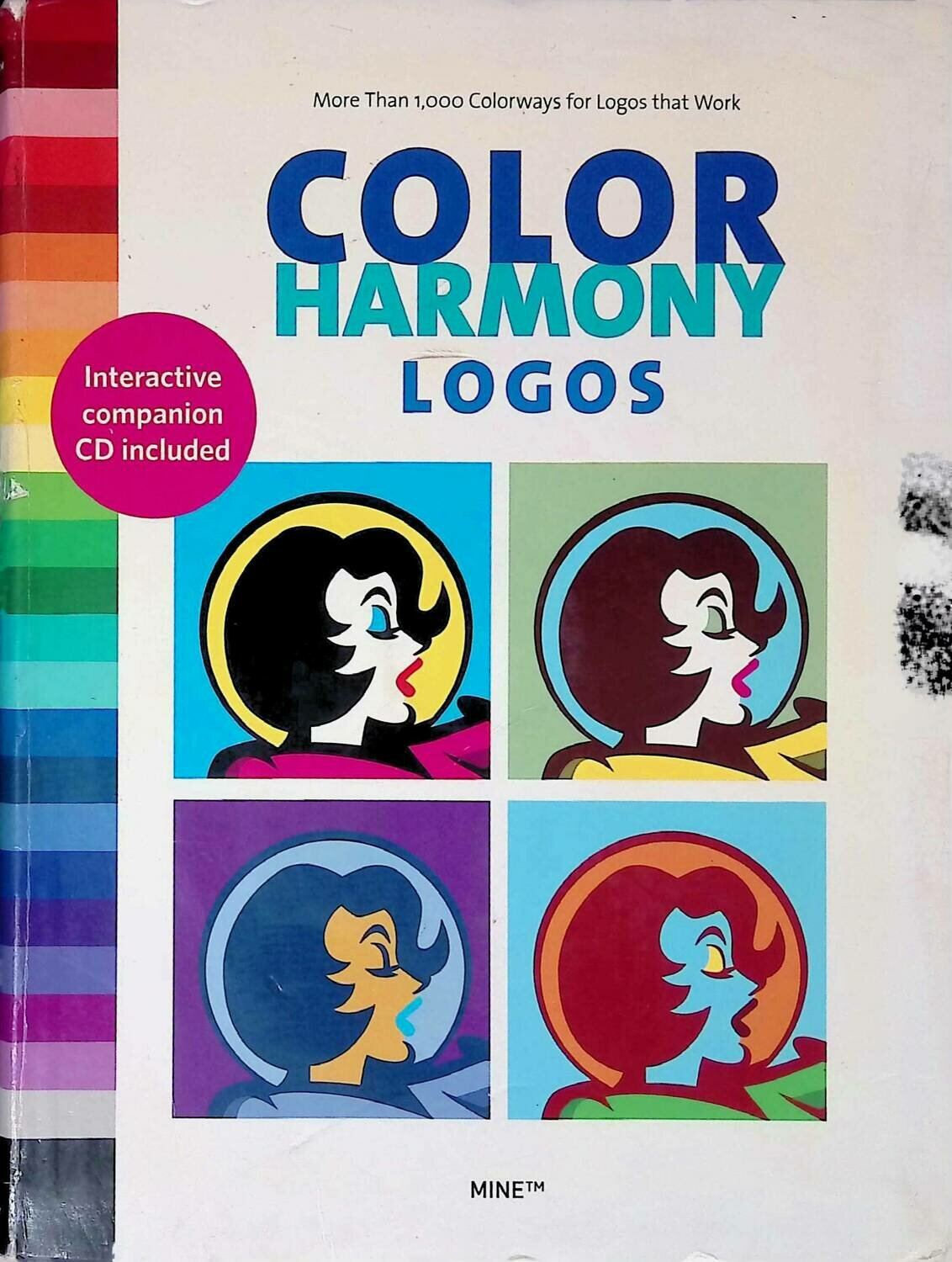 Color Harmony: Logos: More Than 1,000 Color Ways for Logos that Work (Color Harmony) +CD; Cristopher Simmons