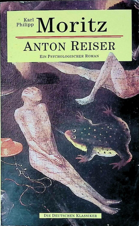 Anton Reiser; Moritz, Karl Philipp