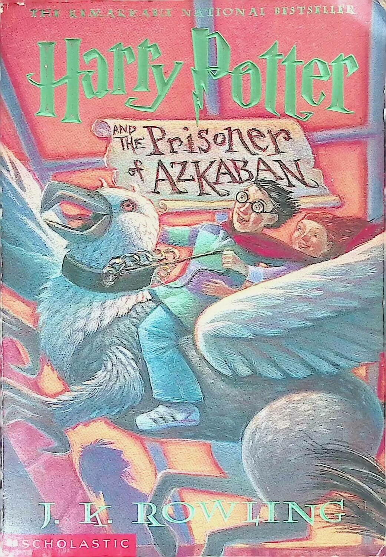 Harry Potter and the Prisoner of Azkaban; J. K. Rowling