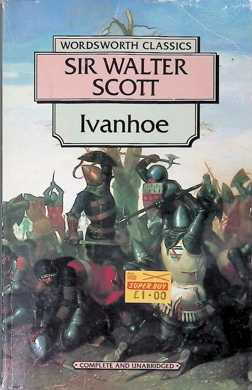 Ivanhoe; Вальтер Скотт