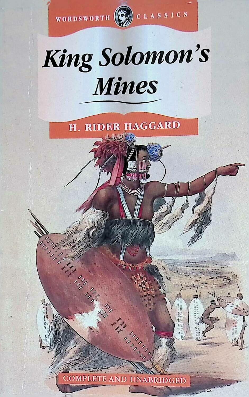 King Solomon`s Mines; H.Haggard