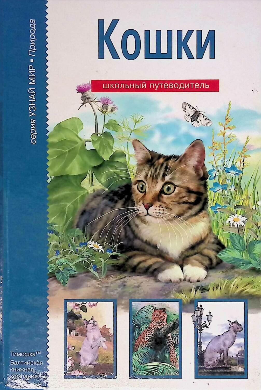 Кошки; Афонькин С.Ю.