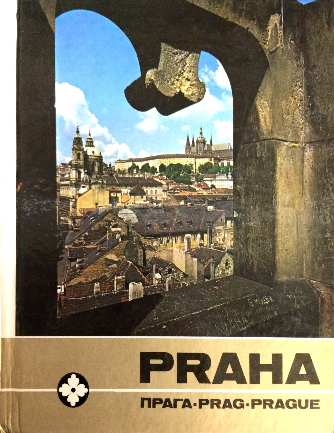 Praha; Antonin Bartusek