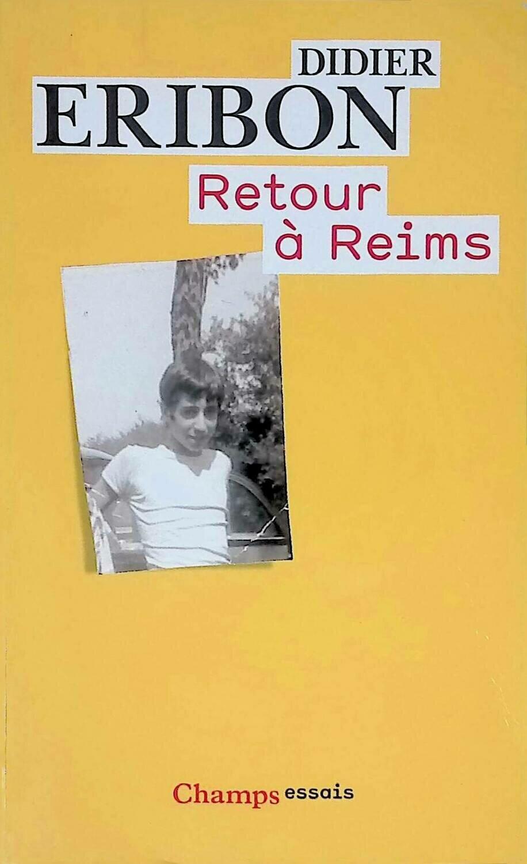 Retour a Reims; Didier Eribon