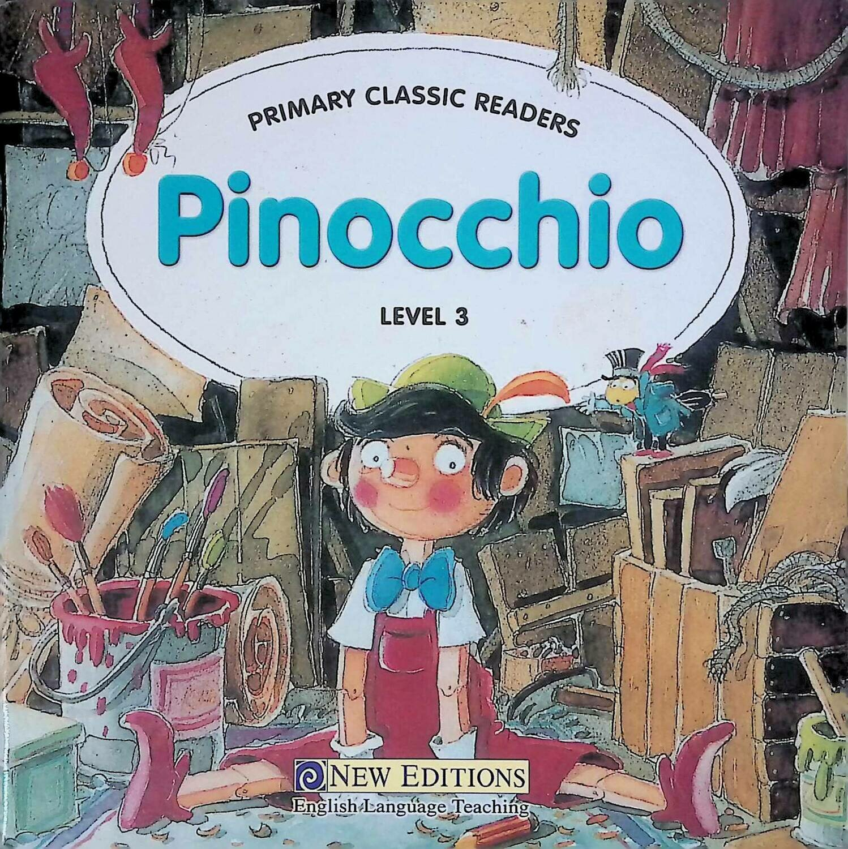 Pinocchio; Jane Swan
