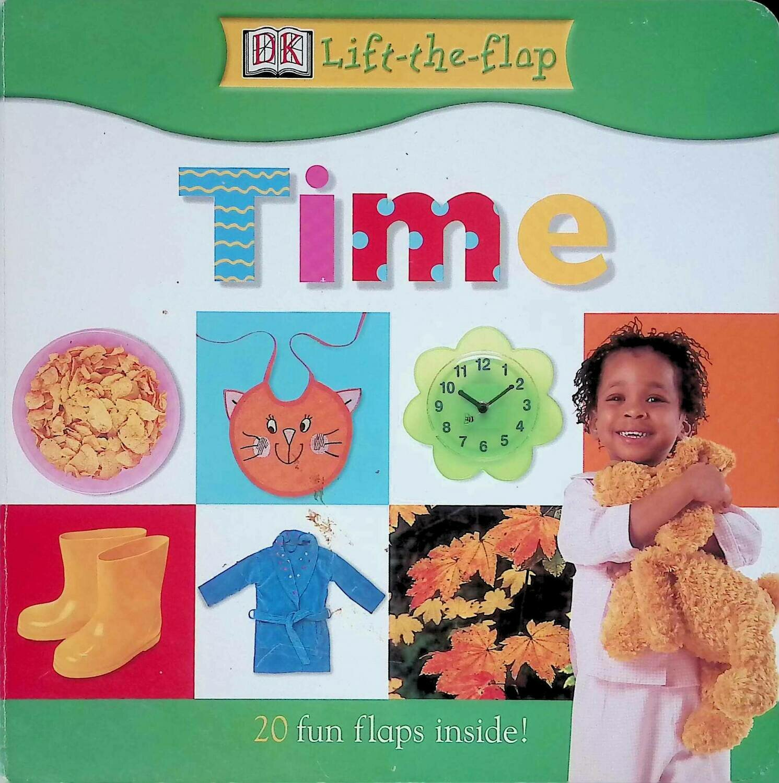 Lift-the-flap: Time; Без автора