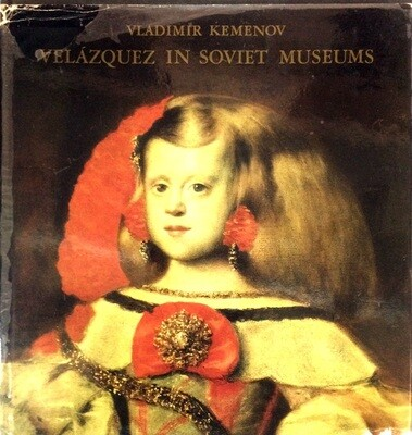 Velazquez in soviet museums; В. Кемеров