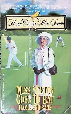 Miss Seeton Goes to Bat; Hamilton Crane