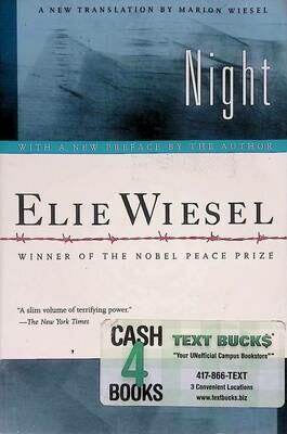 Night; Elie Wiesel