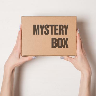 Mystery Box. Книги на английском языке