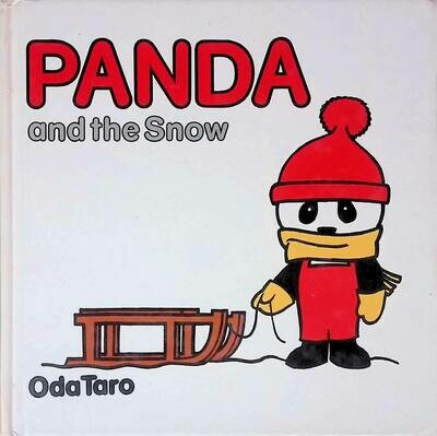 Panda and the Snow; Oda Taro