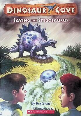 Saving the Stegosaurus; Rex Stone