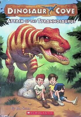 Dinosaur Cove №2. Attack of the Tyrannosaurus; Rex Stone