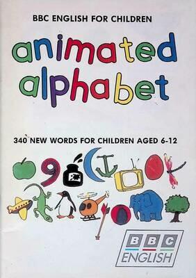 Animated Alphabet; Коллектив авторов