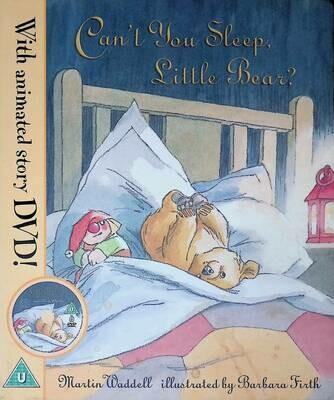 Can't You Sleep Little Bear? (без DVD); Martin Waddell