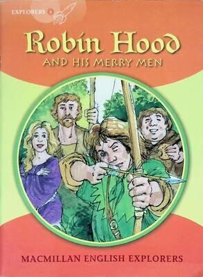 Robin Hood and His Merry Men; Gill Munton