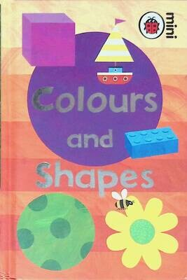 Early Learning: Colours and Shapes; Mark Airs (худ.)