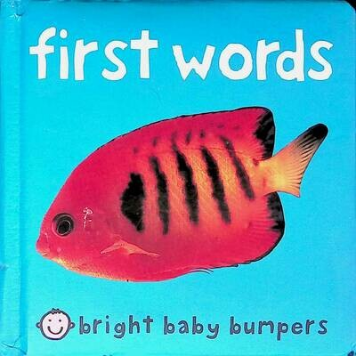 First Words; Roger Priddy